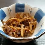 Matsunagabokujou - この小鉢もおいしい