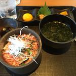 キネマ館 - 牛トロ丼