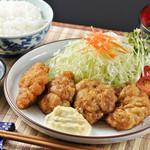 サンマール - 料理写真:チキン南蛮定食