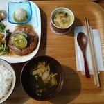 きなこCAFE - 料理写真:本日のランチ(木曜日)