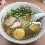 九州中華料理店 - ラーメン¥430