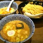 六厘舎 TOKYO - つけ麺(+サービスの、子ども用つけ汁)