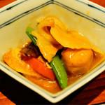 北陸集らく - 能登豚と加賀野菜の治部煮