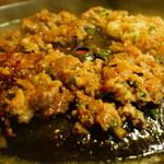 巨牛荘 - 料理写真:プルコギ焼けました(*≧∀≦*)