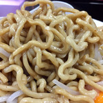 Kaeru - 麺はゴワゴワ