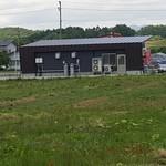 麺屋 から草 - 国道282号線旧道から「麺屋 から草」を眺める(2017年6月22日)