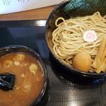 麺屋 から草 - つけ麺(並盛、太麺)(2017年6月22日)