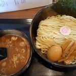麺屋 から草 - つけ麺(中盛、細麺)(2017年6月22日)
