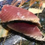 第三春美鮨 - 鰹 3.6kg 背 備長炭炙り 巻き網漁 千葉県勝浦