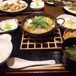 6897656 - ランチの『肉豆腐定食』880円☆