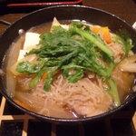 6897657 - 肉豆腐ボリュームたっぷり!