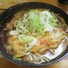 立喰そば 田舎 - 料理写真:天玉そば420円