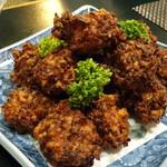 松ノ木 - イカメンチは美味しかった!