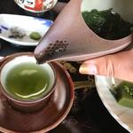 かぶせ茶カフェ - とびっきりかぶせ
