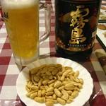 台湾菜館 燁 - サービスピーナッツ