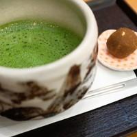 茶寮 煉 - 抹茶のお薄