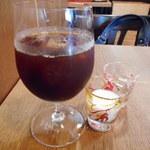 バトン - アイスコーヒー(ランチにセット)