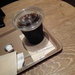 ブロッサムアンドブーケ - アイスコーヒー