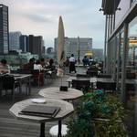 roof top bar & terrace G -