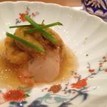 鮨 さかい - 料理写真:増毛の牡丹蝦、唐津の赤海胆