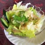 マリカ - セットのサラダ