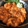 あとい食堂 - 料理写真:トップフォト 弩迫力なガンゼ(蝦夷馬糞海胆)