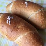 パン工房オリーブ - 塩パン100円