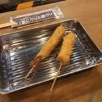 tachinomi! B-GATE - 串カツ、海老串揚げ