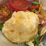 かごの屋 - ポテトサラダ(´∀`)