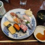 鮨處八千代 - 感謝寿司¥770-