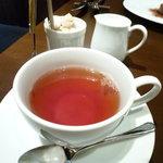 トゥールモンド - ☆温かい紅茶で〆(^_-)-☆☆