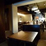 トゥールモンド - ☆店内はカウンター席とテーブル席がありましたぁ(^^♪☆