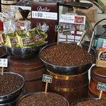 しのはら珈琲店 - 自家焙煎コーヒー豆の販売