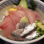 味乃魚隆 - 海鮮丼