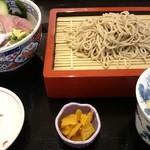 味乃魚隆 - 海鮮丼と十割そば