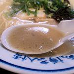 あぁ博多人情 - ど豚骨スープ