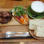 コーヒーエイト ウェロニカ - 料理写真: