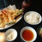 天ぷら じゅらく -