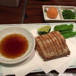 田中田 - 太刀魚唐揚げ