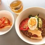 ソウルあずま - 料理写真:ビビン麺(700円)