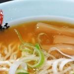 梅光軒 - 醤油ラーメン