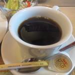 セブンローストコーヒー - 入れたてのコーヒーなんで香りがとっても良いホットコーヒーです。