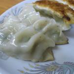 兆徳 - 焼き餃子