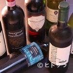 フォレスタ - ワインは充実の品揃え