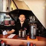 吟醸煮干 灯花紅猿 - 店主の髙橋です!心を込めてお作りします。