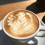 スロージェットコーヒー - ラテ