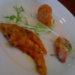 OSTERIA SAKAZUME - 前菜