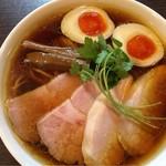 68991548 - 特製醤油らぁ麺