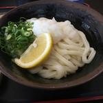 こがね製麺所 - 料理写真:醤油うどん(*゚∀゚*)300円