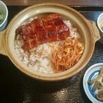 美味亭 - 鰻丼定食